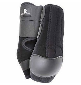 CLASSIC EQUINE Neoprene Skid Boot Hinds-Black