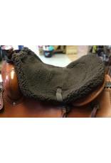 Western Fleece Seat Saver O/S Brown