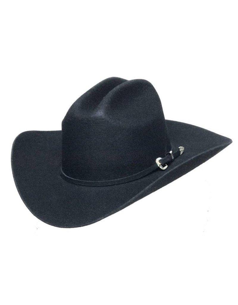 Western Express Rustler Wool Felt Cowboy Hat