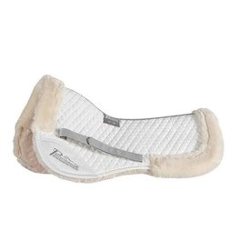 SHIRES Shires Synthetic Suede Half Pad - Full