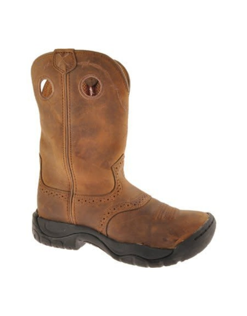Twisted X All-Around Boot - Mens' Distressed Brown