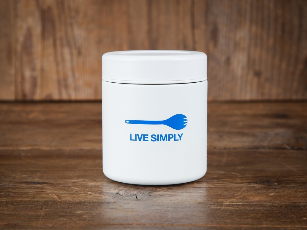 MiiR Patagonia Provisions Live Simply Miir 16oz Food Canister