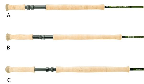 Echo Echo 3 Two-Handed Fly Rod