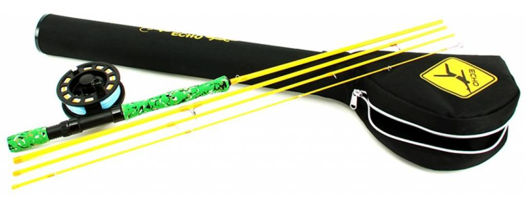 Echo Echo Gecko Youth Fly Rod