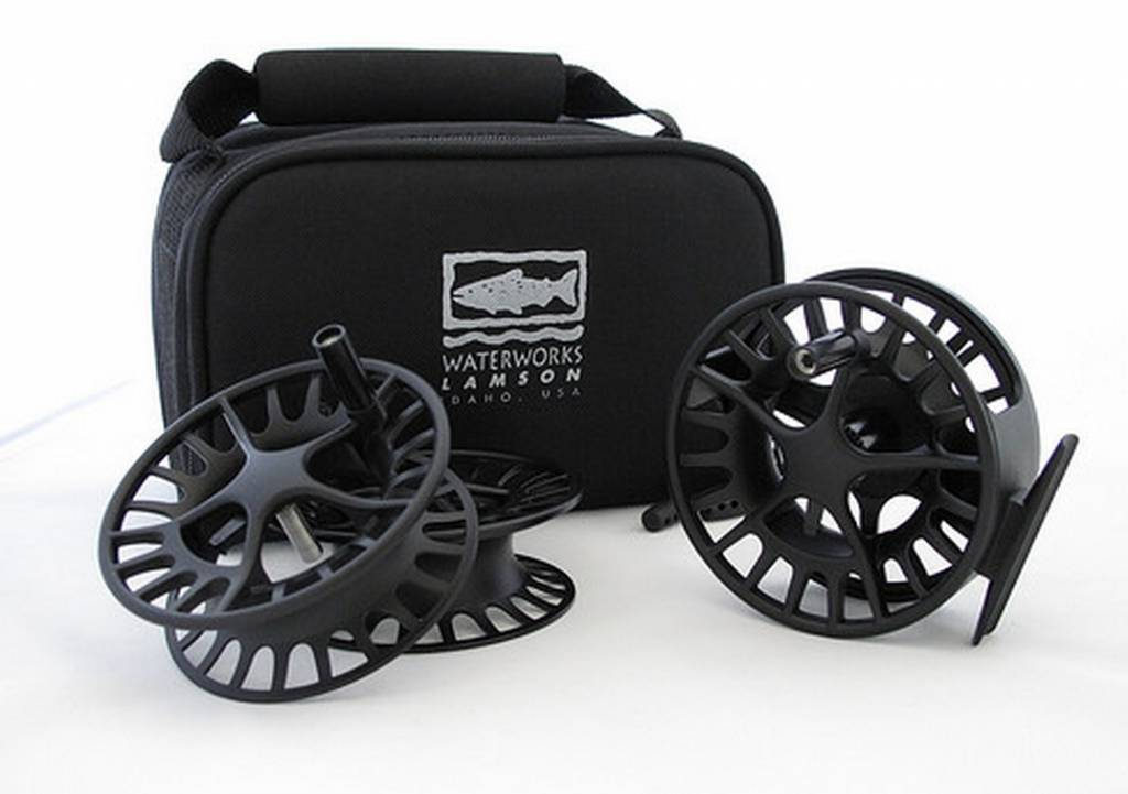 Waterworks-Lamson Lamson Liquid 3-Pack Fly Reel