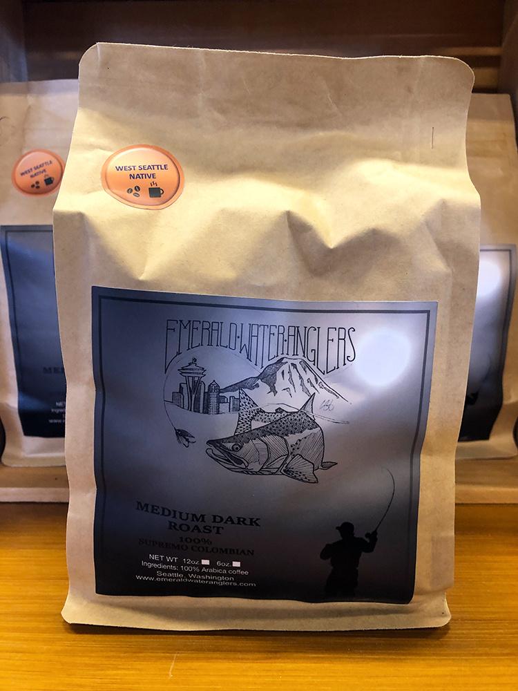 Emerald Water Anglers EWA Coffee - Medium Dark Roast