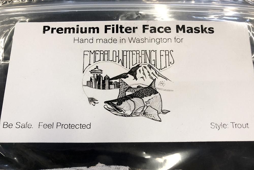 EWA - Branded Product EWA - Premium Filter Face Mask