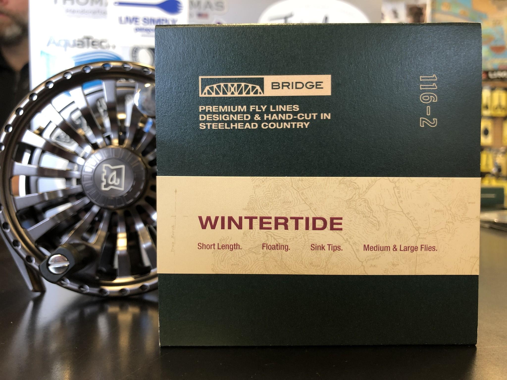 Bridge Bridge Wintertide Fly Line