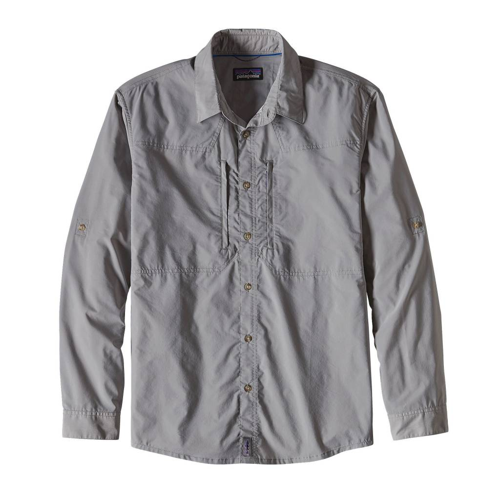 Patagonia Patagonia Men's Long-Sleeved Sun Stretch Shirt