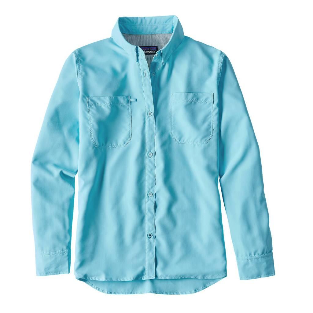 Patagonia Patagonia Women's Long-Sleeved Sol Patrol Shirt
