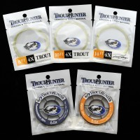 Trout Hunter TroutHunter Tapered Nylon Leader