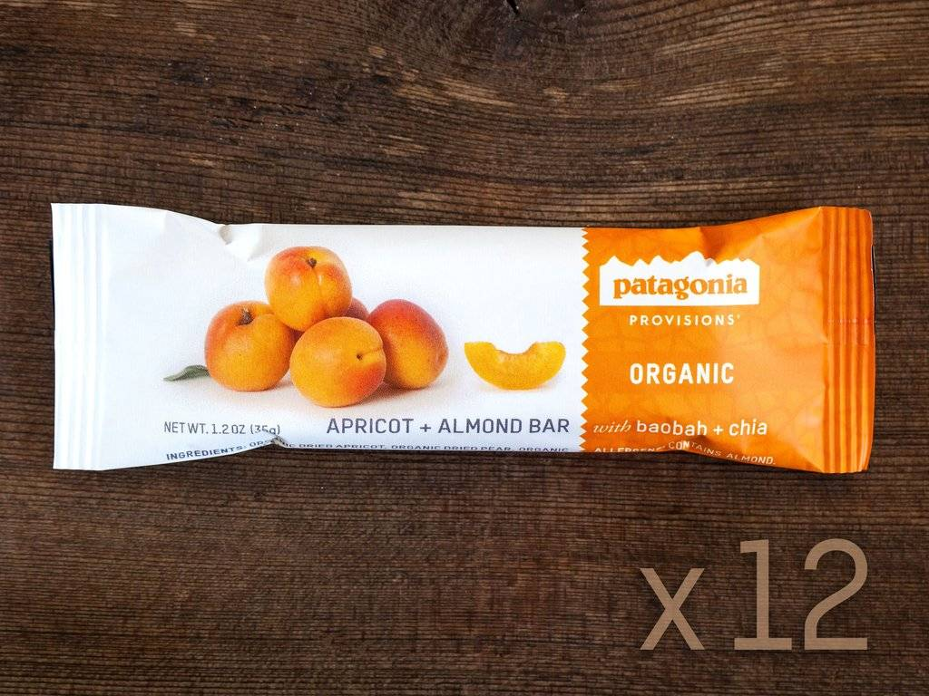 Patagonia Patagonia Provisions Organic Fruit and Almond Bar