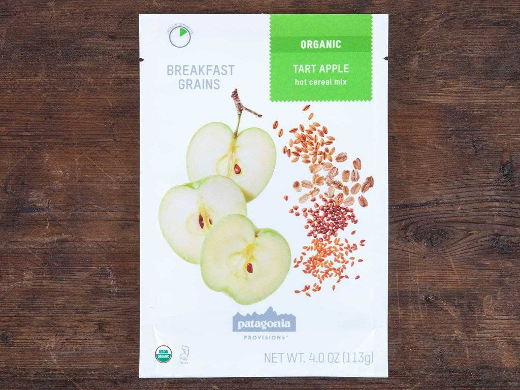 Patagonia Patagonia Provisions Organic Breakfast Grains Hot Cereal Mix