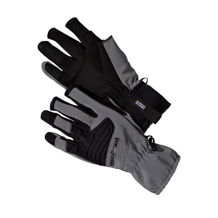 Patagonia Patagonia Shelled Insulator Fingerless Fishing Gloves