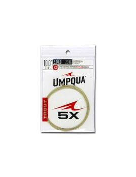 Umpqua Umpqua Trout Tapered Nylon Leader