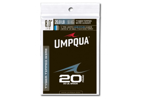 Umpqua Umpqua TyGer Tipped Wire Leader