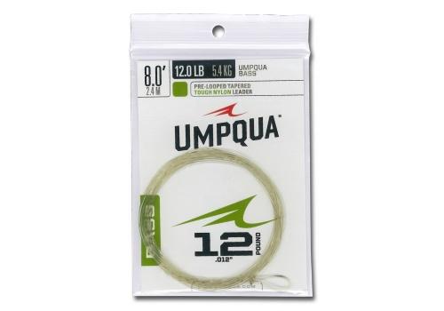 Umpqua Umpqua Bass Tapered Nylon Leader