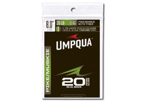 Umpqua Umpqua Pike/Muskie Tapered Leader w/ Tyger Wire Tip