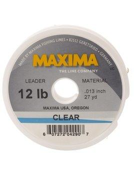Maxima Maxima Clear Leader Material