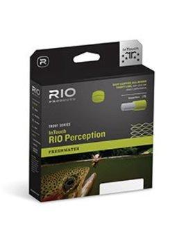 Rio Rio Trout Series InTouch Rio Perception Fly Line