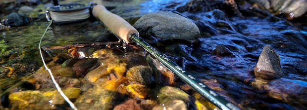 G. Loomis G Loomis Asquith Fly Rod