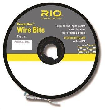 Rio Rio Powerflex Wire Bite Tippet Spool