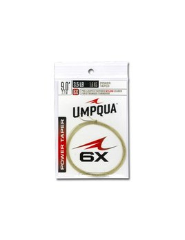 Umpqua Umpqua Power Tapered Nylon Leader