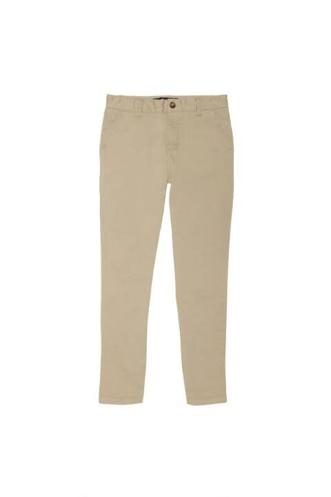 French Toast Straight Fit Stretch Chino Pant