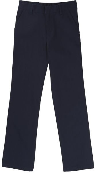 French Toast FRENCH TOAST BOY FLAT FRONT DOUBLE KNEE PANT