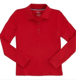 French Toast GIRLS FRENCH TOAST L/S  RED