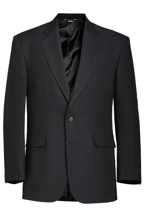 Edwards Men's Single-Breasted Blazer