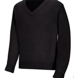 Classroom Adult L/S V-Neck Sweater