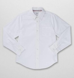 French Toast FT BOYS L/S POPLIN OXFORD SHIRT