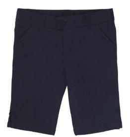 French Toast Girls Adj. Waist Bermuda Shorts PLUS