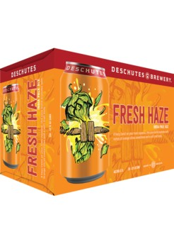 Deschutes Fresh Haze IPA 12oz 6Pk Cans