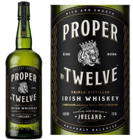 Proper No. Twelve Irish Whiskey 750ml
