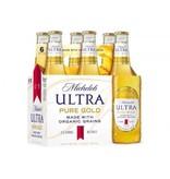 Michelob Ultra Pure Gold Organic 12oz 6Pk Btls