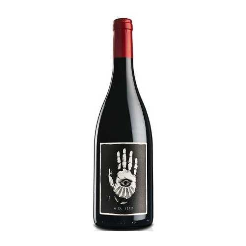 Umbria Rosso A.D. 1212 2015 Red Wine Italy 750ml