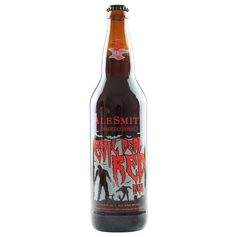 Ale Smith Evil Dead Red Ale 22oz Bomber