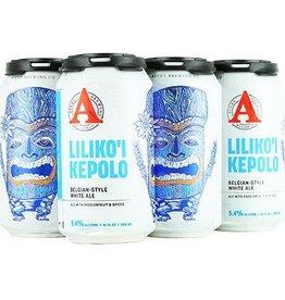 Avery Liliko'i Kepolo Belgian Style White Ale & Passionfruit 12oz 6Pk Cans