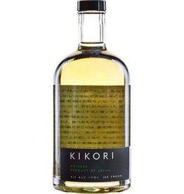 Kikori Japanese Whiskey Distilled From Rice & Pure Mountain Water In Kukamoto 3Yrs. 750ml