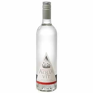 Festlig Aquavit Krogstad Spirit Distilled From Craway Seed, Grain & Star Anise 750ml