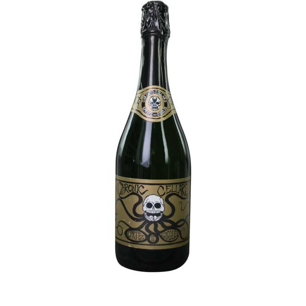 Chronic Cellars Spritz & Giggles California Sparkling Wine Grand Cuvee