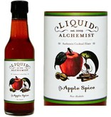 Liquid Alchemist Cocktail Elixir Non-Alcoholic Apple Spice 750ml