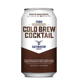 Cutwater Horchata Cold Brew Cocktail 12oz 4Pk Cans