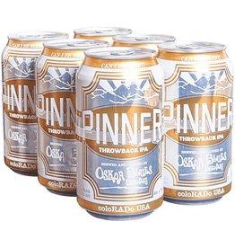 Oskar Blues Pinner IPA 12oz 6Pk Cans
