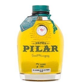 Papa's Pilar Platinum Blonde 92Pf. 750ml
