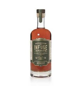 Infused Spirits Heresy Rye Whiskey Batch No.1 Small Batch 105Pf. 750ml