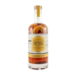 Infused Spirits Cinnamon Apple Vodka 750ml