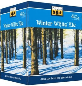 Bell's Winter White Ale 16oz 4Pk cans